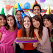 Birthday Party — Foto de Stock