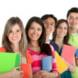 Group of students — Stock Photo #7770930