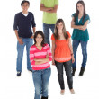 Group of young — Stock Photo #7771366