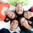 Circle of smiling — Stock Photo #7771370