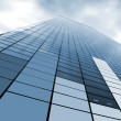 Corporate skyscraper — Stock Photo