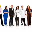 Professions and occupations — Stock Photo #7771664