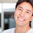 Man portrait smiling — Stock Photo #7771737