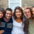 Group of friends — Stock Photo #7771759