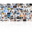 Business collage — Stock Photo #7771802