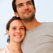 Couple on vacations — Stock Photo #7771957