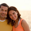 Couple on vacations — Stock Photo #7771960