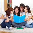 Girls studying — Stock Photo #7772494