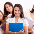 Female students — Stock Photo #7772498