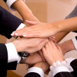 Business Office Team Work — Stock Photo #7772572
