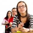 College students in a lesson — Stock Photo #7772593
