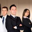 Business team — Stock Photo #7772616