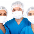 Royalty-Free Stock Photo: Group of surgeons