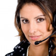 Customer service girl — Stock Photo #7772743