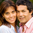 Happy couple portrait — Stockfoto #7772825