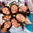 Group of happy friends — Stock Photo #7773104