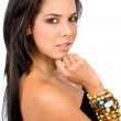 Fashion woman portrait - Stockfoto