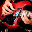 Electric guitar — Foto Stock