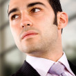 Business man portrait — Stockfoto
