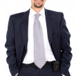 Business man portrait — Foto de Stock