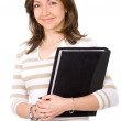 Business woman portrait — Stock Photo #7773412