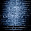 Brick wall texture background — 图库照片