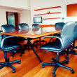 Stock Photo: Office meeting room