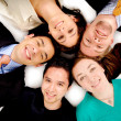 Business Office Team Work — Stock Photo