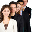 Group of business — Stock Photo #7774067