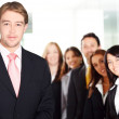 Group of business — Stock Photo #7774069