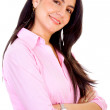 Business woman portrait — Stock Photo #7774125