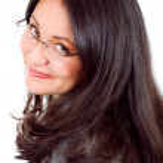 Business woman portrait — Stock Photo #7774137
