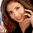 Business woman on the phone — Stock Photo #7774779