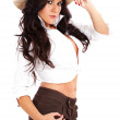 Cowgirl — Stock Photo #7774887