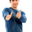 thumbs up — Stock Photo #7774922
