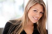 Business woman portrait — Stock Photo