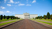 Northern Ireland Parliament Building — Stock Photo