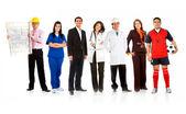 Professioni e occupazioni — Foto Stock