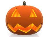 3D Halloween pumpkin — Stock Photo