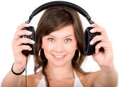 Music for your ears — Stock Photo