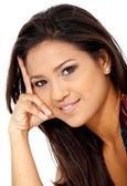 Business woman protrait — Stock Photo