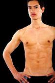 Fitness model portrait — Stock Photo