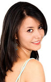 Casual woman portrait — Stock Photo