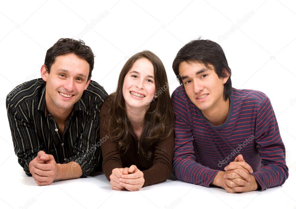 Сестра и 2 брата 2 фотография