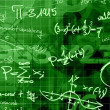 Stockfoto: School math background