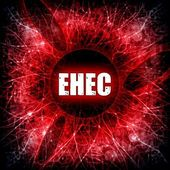 EHEC epidemic — Stock Photo