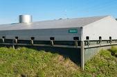 Biofiltration installation — Stock Photo