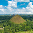 Chocolate hills, Philippines — Stock Photo #7809106