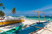 Philippine beach — Stock Photo
