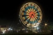 Ferris Wheel in Motion — Stock Photo